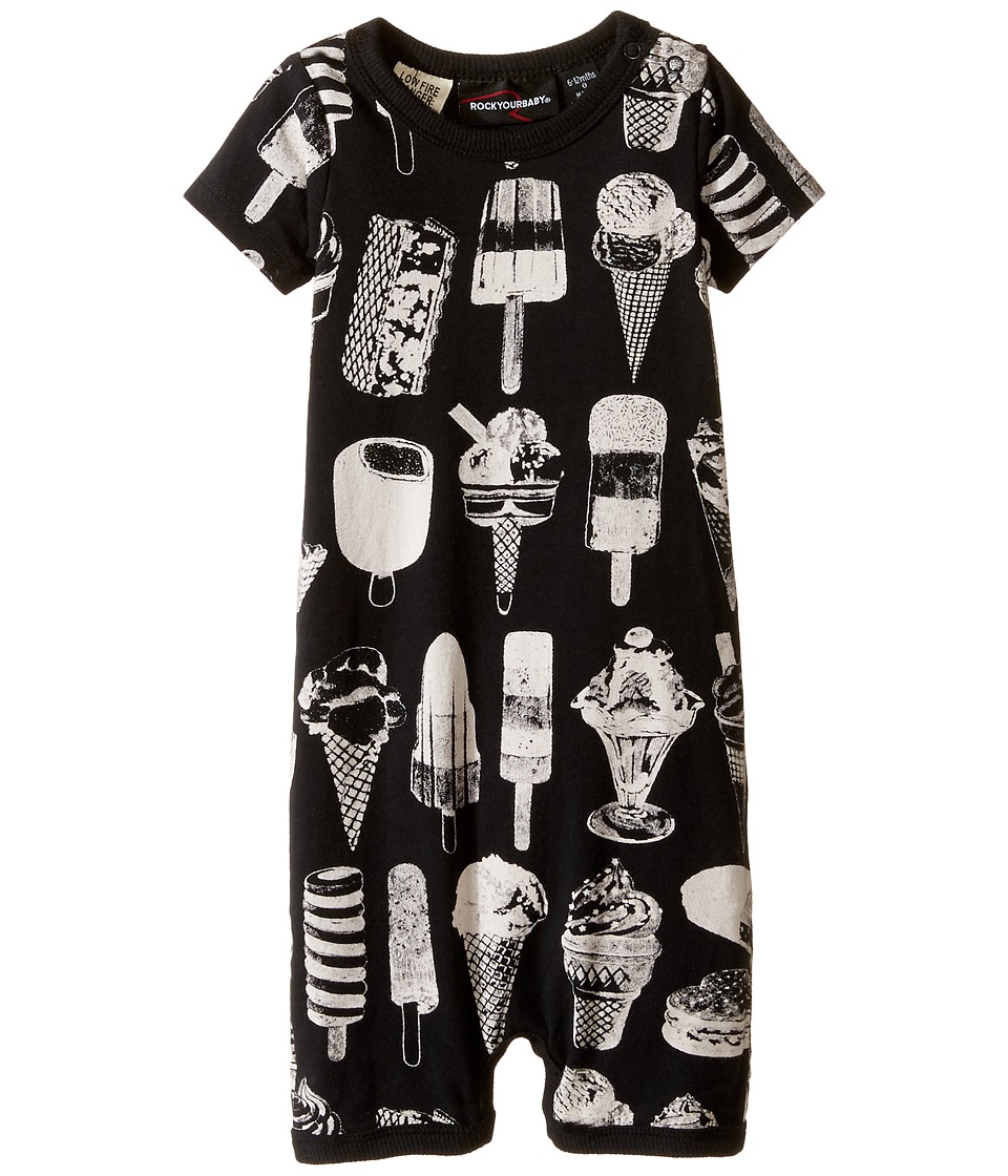 Rock Your Baby - The Cool Kids Playsuit