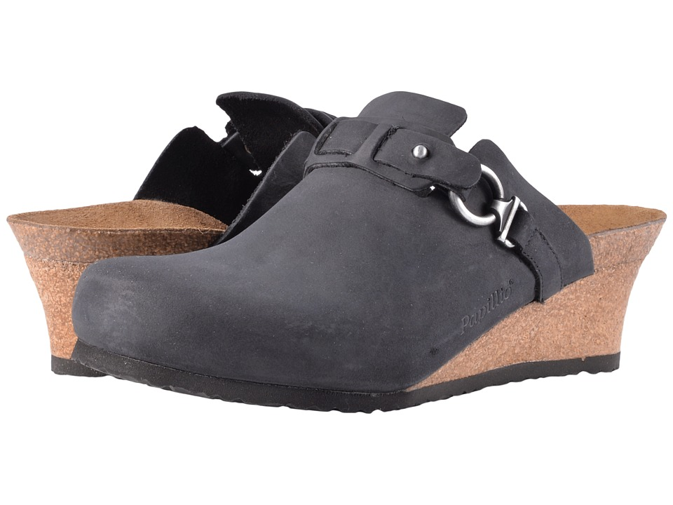 Birkenstock Dana (Black Oiled Leather) Women