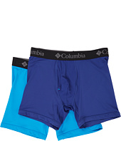 Columbia - Athletic Performance Stretch Boxer Brief 2-Pack
