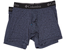 Columbia - Athletic Performance Boxer Brief 2-Pack