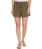 Splendid - Ruffle Waist Shorts