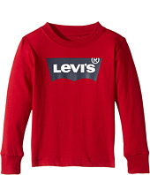 Levi's® Kids - Long Sleeve Graphic Tee (Little Kids)