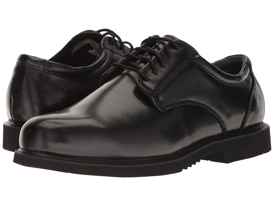 Thorogood Uniform Classics Oxford (High Shine Black) Men