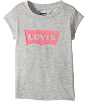 Levi's® Kids - Short Sleeve Batwing Tee (Toddler)