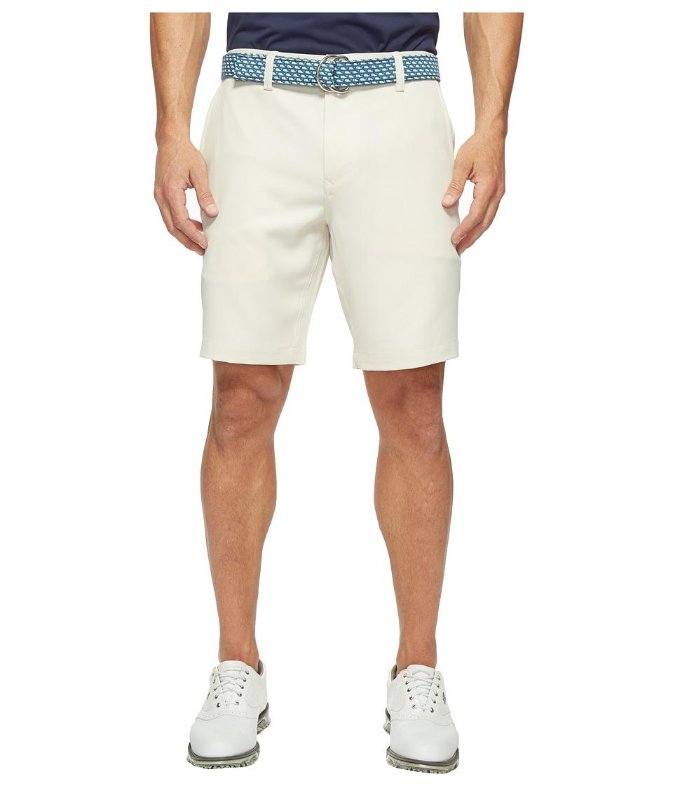 Vineyard Vines Golf - Links Shorts (Stone) Mens Shorts
