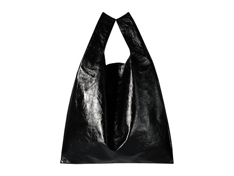 MM6 Maison Margiela Shopper Tote - Black Mirror