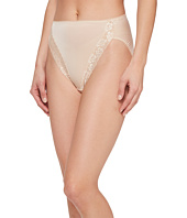 Wacoal - Bodysuede Lace Hi-Cut Brief