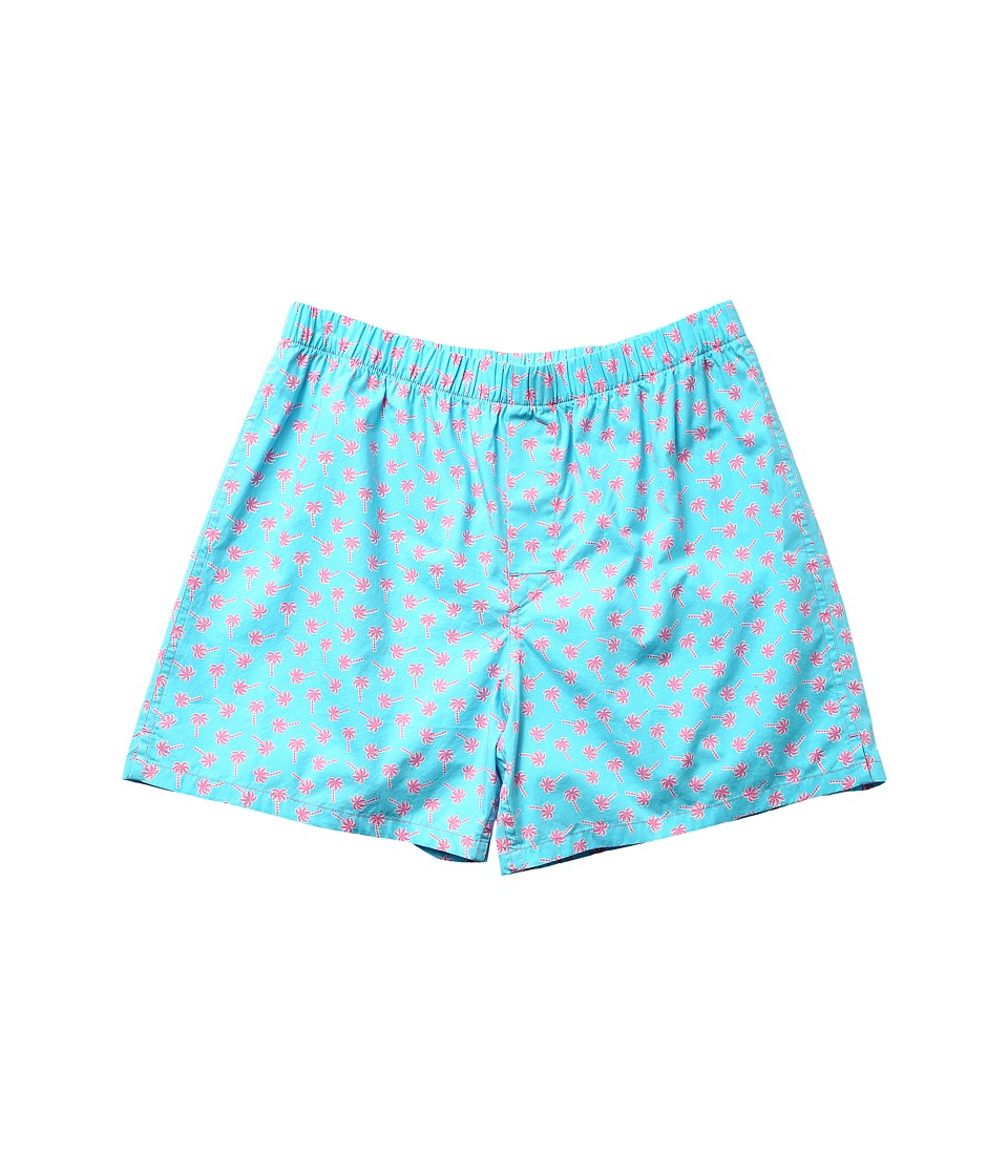Vineyard Vines Palm Toss Boxer Shorts (Seagrove) Men