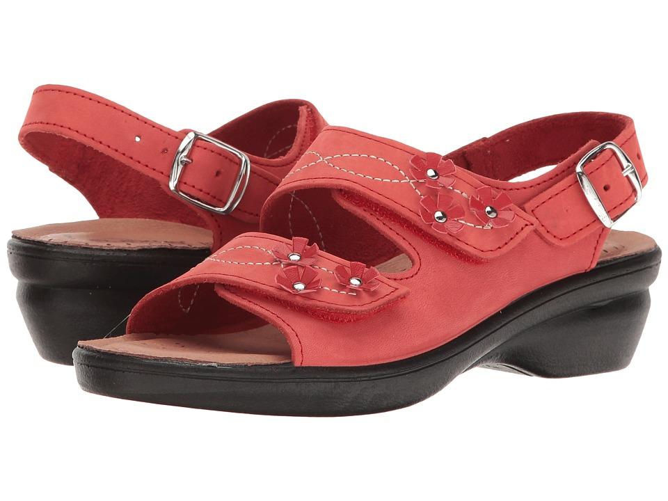 Spring Step Ceri (Red) Women
