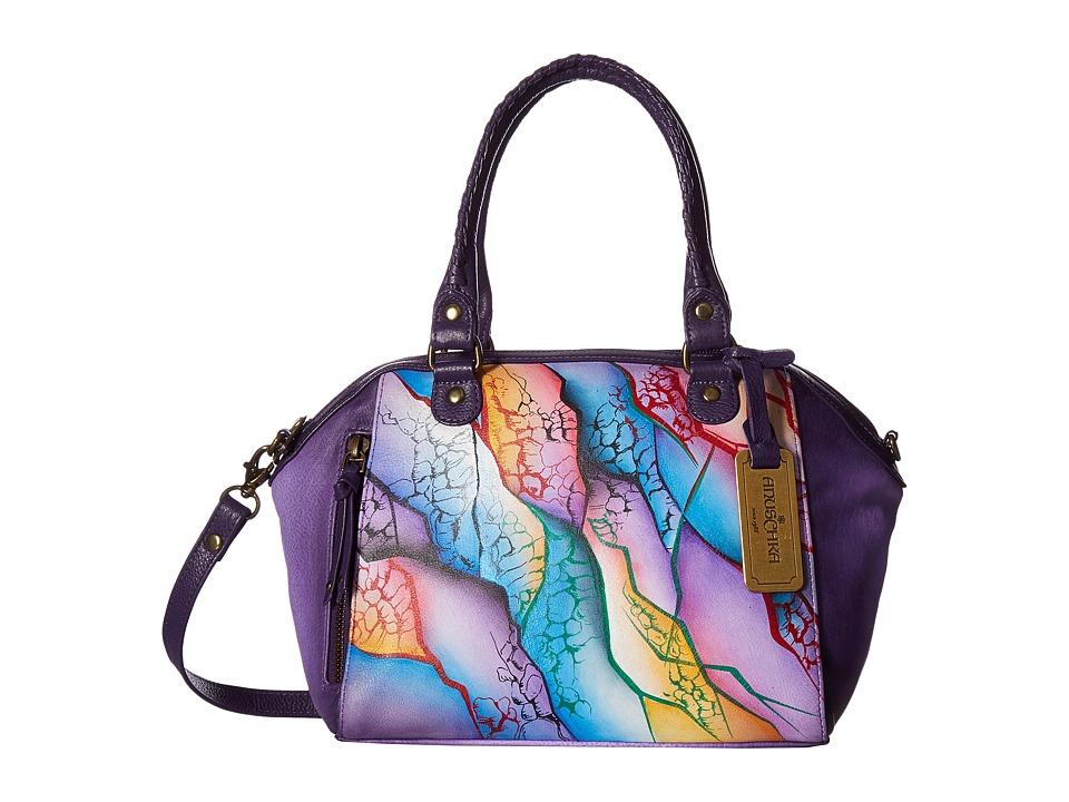 Anuschka Handbags - 561 Mini Convertible Satchel