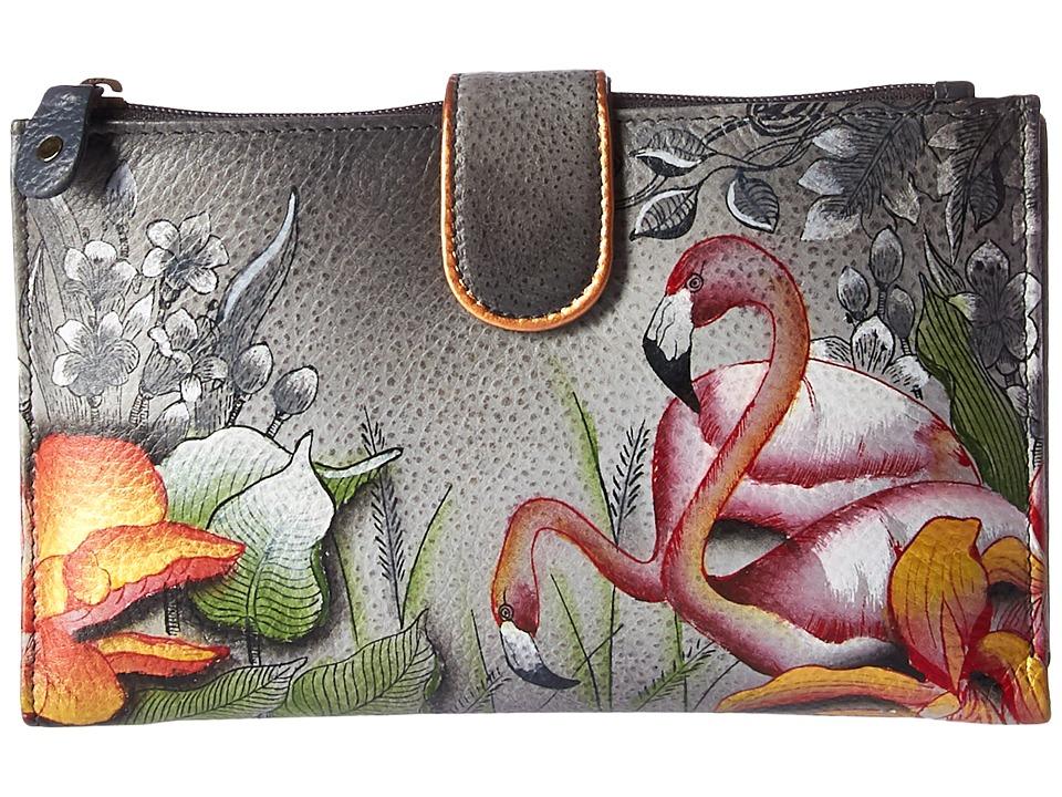 Anuschka Handbags - 1113 Large Smartphone Case Wallet