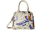 Anuschka Handbags 606 Zip Around Convertible Satchel