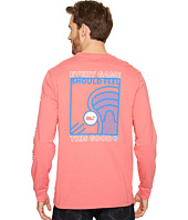 Vineyard Vines - Long Sleeve Lacrosse Box Pocket T-Shirt