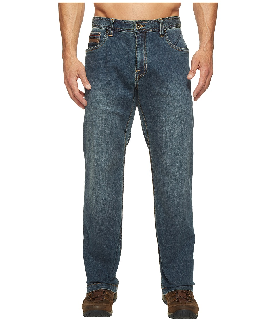 Prana Axiom Jean (Antique Stone Wash 1) Men
