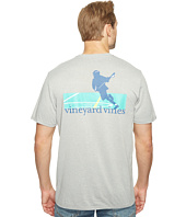 Vineyard Vines - Short Sleeve Performance Lacrosse Game Pocket T-Shirt