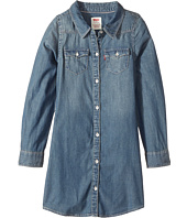 Levi's® Kids - Long Sleeve Western Dress (Little Kids)