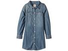 Levi's(r) Kids Long Sleeve Western Dress (Little Kids)