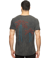 nANA jUDY - The Hotel California Tee Palms Embroidery Series