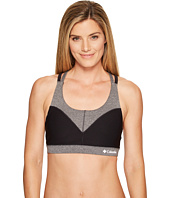 Columbia - Heather Block Racerback Bra