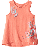 Lucky Brand Kids - Sleeveless Paisley Swing Tank Top (Little Kids)