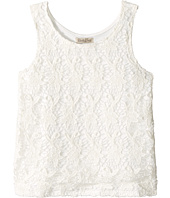 Lucky Brand Kids - Crochet Sleeveless Tank Top (Big Kids)
