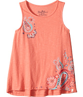 Lucky Brand Kids - Sleeveless Paisley Swing Tank Top (Big Kids)