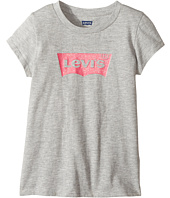 Levi's® Kids - Short Sleeve Batwing Tee (Little Kids)