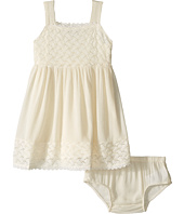 Lucky Brand Kids - Crinkle Lace Sun Dress (Toddler)
