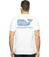 Vineyard Vines - Short Sleeve Ocean Floral Whale Pocket T-Shirt