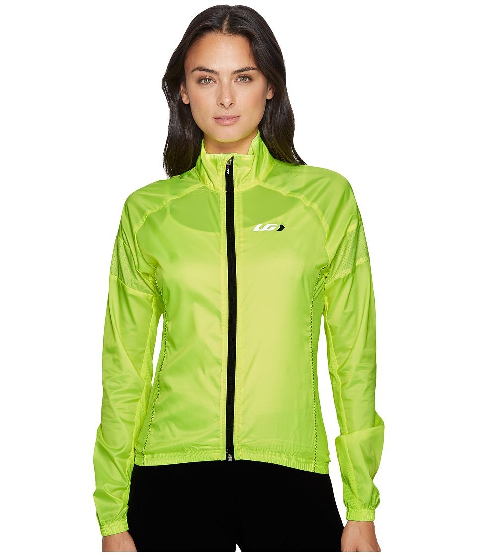 Louis Garneau - Modesto 3 Cycling Jacket (Bright Yellow) Womens Coat