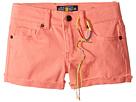 Lucky Brand Kids - Riley Stretch Twill Shorts (Little Kids)