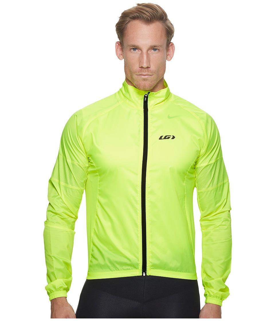 Louis Garneau - Modesto Cycling 3 Jacket (Bright Yellow) Mens Coat