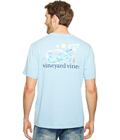 Vineyard Vines - Short Sleeve Bermuda Whale Pocket T-Shirt