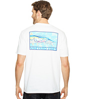 Vineyard Vines - Short Sleeve Tri-Blend Fish Pocket T-Shirt