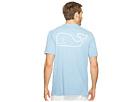 Vineyard Vines - Short Sleeve Tri-Blend Vintage Whale Pocket T-Shirt