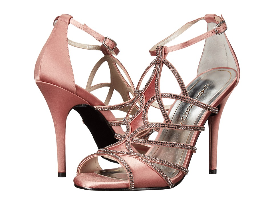 Caparros Impressive (Light Clay Satin) High Heels