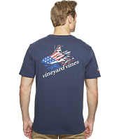 Vineyard Vines - Short Sleeve American Sportfisher Pocket T-Shirt
