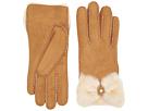 UGG Bow Waterproof Sheepskin Gloves
