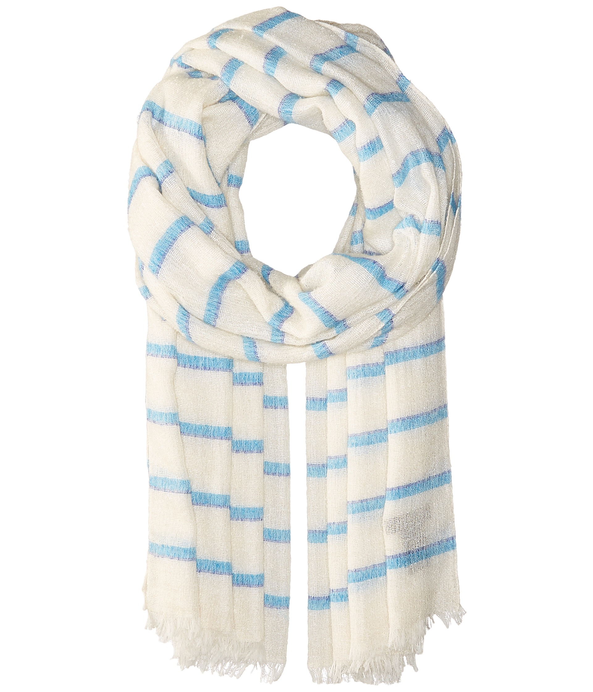 rag bone rowing stripe scarf at zappos
