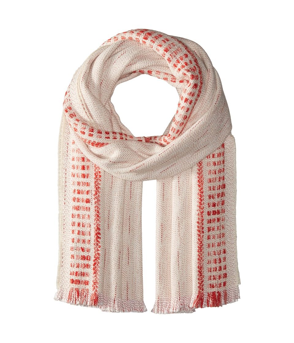 rag & bone - Chevron Border Scarf