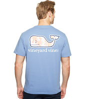 Vineyard Vines - Short Sleeve Lobster Toss Whale Fill Pocket T-Shirt