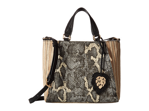 Tommy Bahama Reef Convertible Crossbody - Snake/Striped Jute