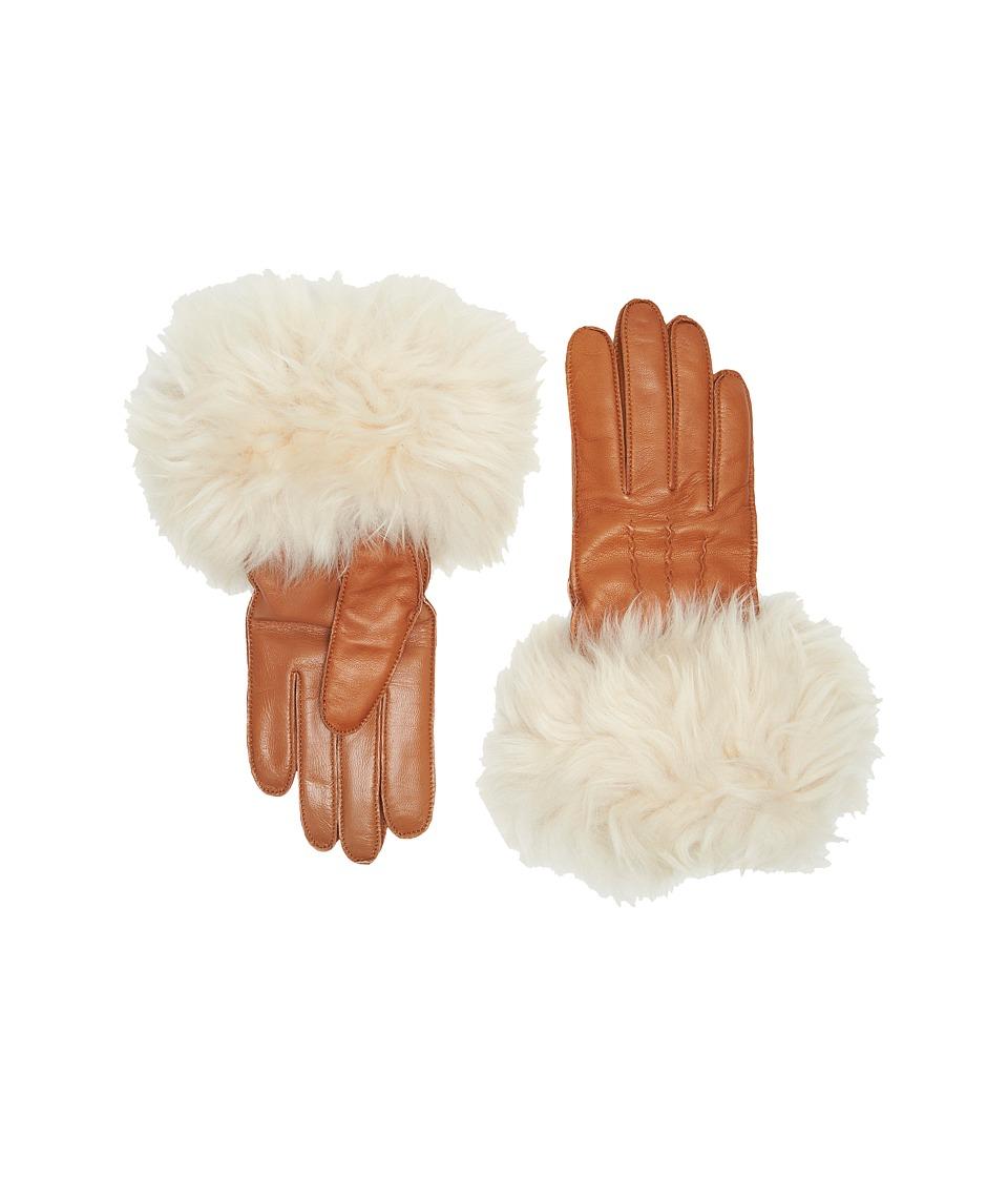 UGG - 3PT Long Toscana Trim Smart Gloves