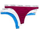 Calvin Klein Underwear - Carousel 3-Pack Thong