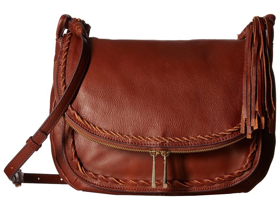 Tommy Bahama Abaco Messenger (Saddle) Messenger Bags