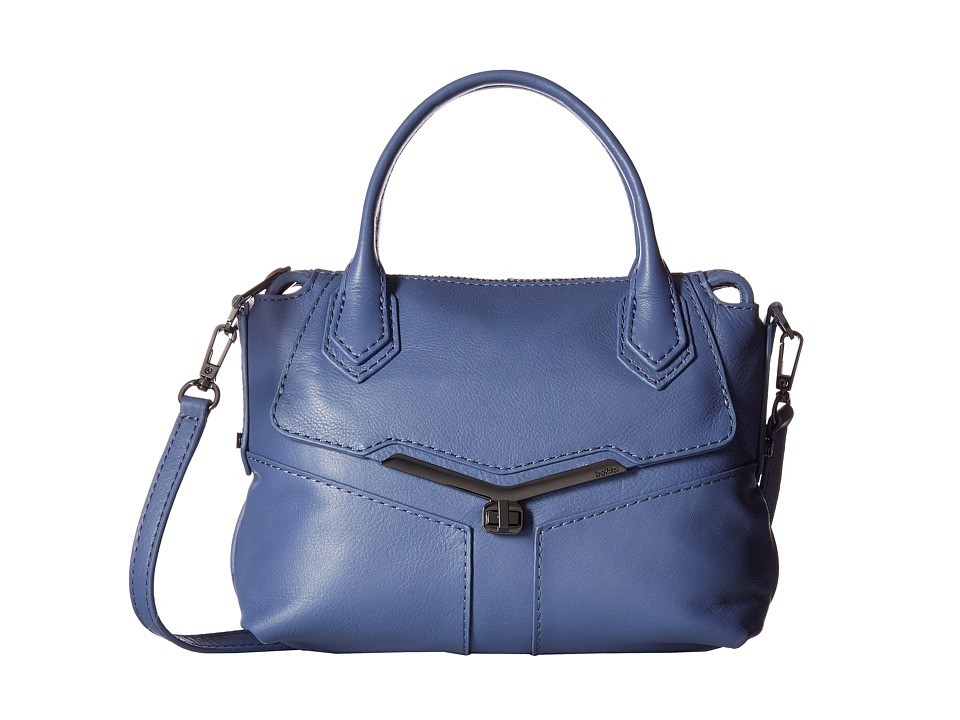Botkier - Valentina Mini Satchel (Indigo) Satchel Handbags