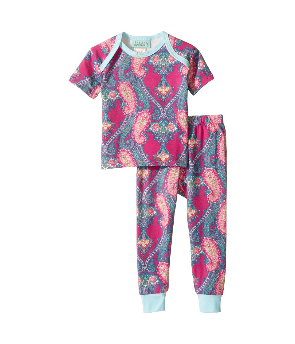 BedHead Kids - Short Sleeve Long Pants Set
