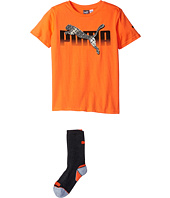 Puma Kids - Graphic Tee & Sock Set (Little Kids/Big Kids)
