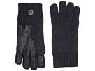 UGG Knit Gloves w/ Smart Leather Palm