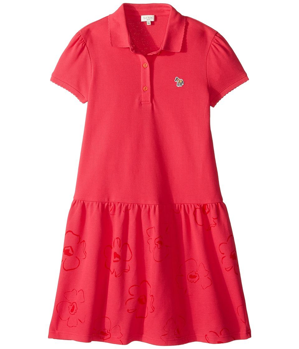 Paul Smith Junior - Fuchsia Polo Dress